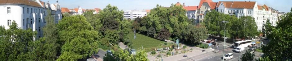 Kaiserplatz 1920 / Bundesplatz 2020. Das Herz einer städtebaulichen Grünfigur?
