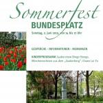 Bundesplatz Sommerfest 2013