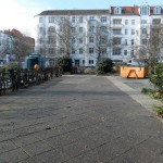 Bundesplatz sauber