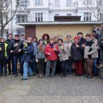Die Teilnehmer am Aktionstag 17.12.2016