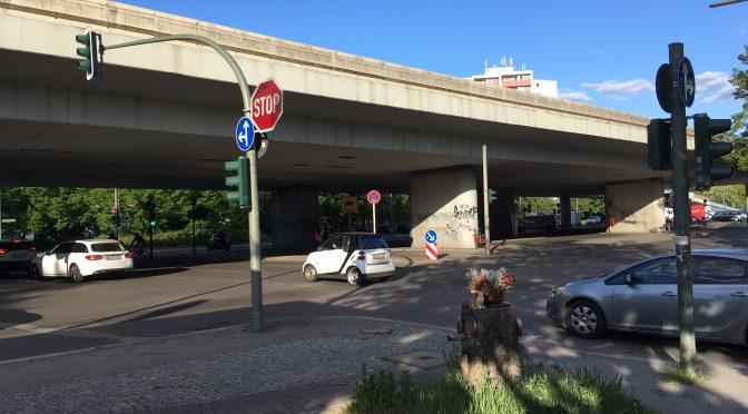 Veranstaltungen zur Autobahnbrücke am Breitenbachplatz und Lesetipps