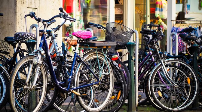 Zu viele Leihräder am Bundesplatz?