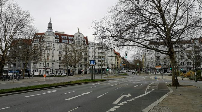 Autofreie Hauptstadt? 100 Jahre Verkehrspolitik in Berlin