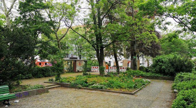 "Aktionstag ""Gärtnern im Kiez"" am Samstag 9. Mai 2020"