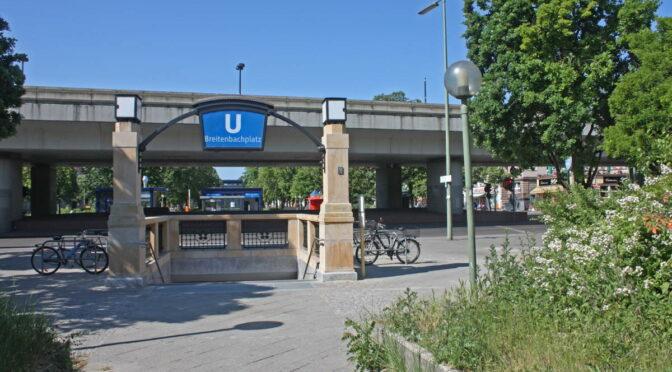 Brückenabriss am Breitenbachplatz kommt