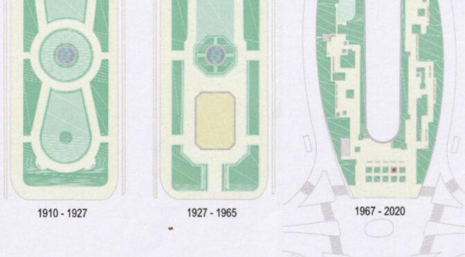 Ein Platz voller Geschichten: 1920 Kaiserplatz IBundesplatz2020